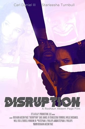 Disruption Poster