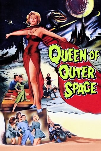 Poster of Queen of Outer Space