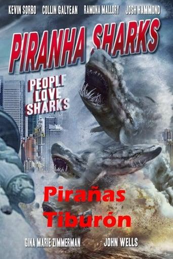 Poster of Piranha Sharks