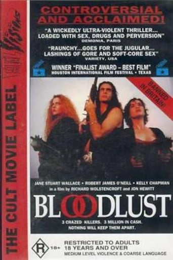 Watch Bloodlust 1992 full online free