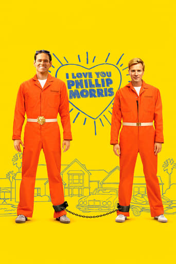 I Love You Phillip Morris (2009) - poster