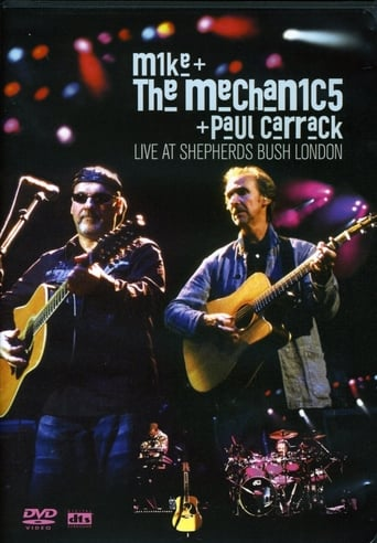Mike and the Mechanics and Paul Carrack: Live at Shepherds Bush London