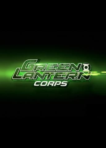 portada Green Lantern Corps