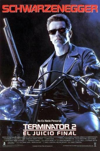 Poster of Terminator 2: El juicio final