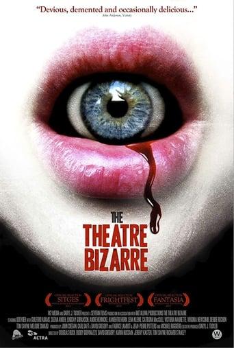 Poster of The Theatre Bizarre
