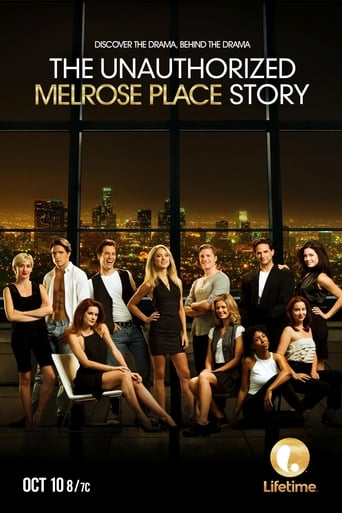 Poster of The Unauthorized Melrose Place Story