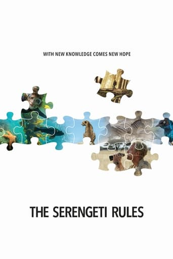 Poster of The Serengeti Rules