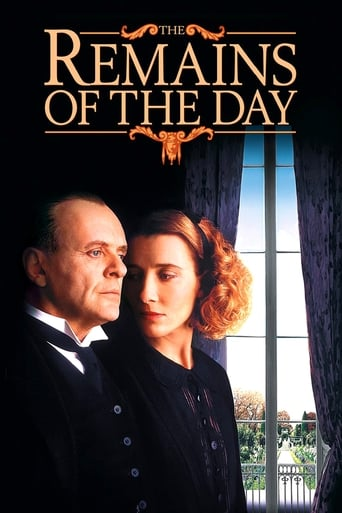 Poster of The Remains of the Day