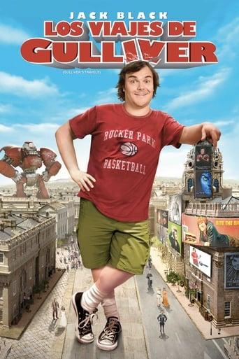 Poster of Los viajes de Gulliver