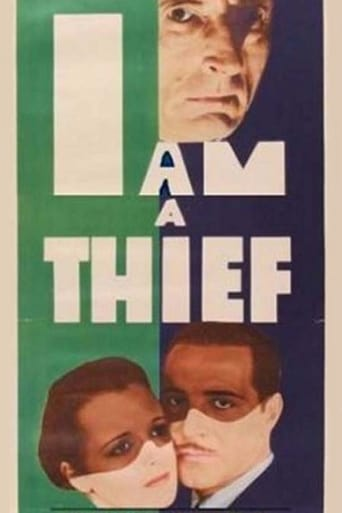 I Am A Thief Movie Poster