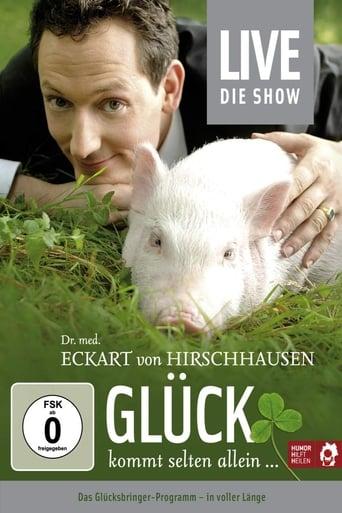 Poster of Eckart von Hirschhausen - Glück kommt selten allein