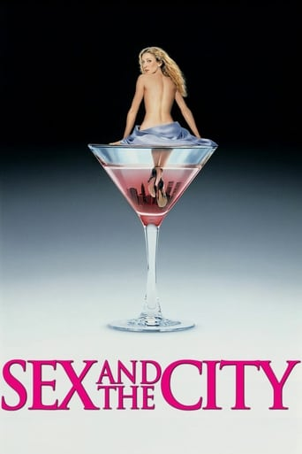 Filmplakat von Sex and the City