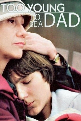Poster of Too Young to Be a Dad