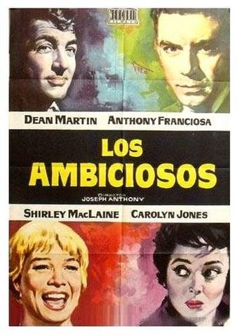 Poster of Los ambiciosos