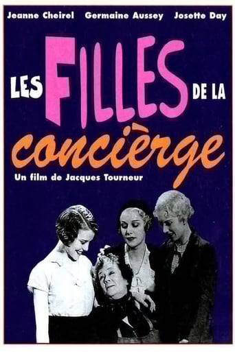 Poster of The Daughters of the Concierge
