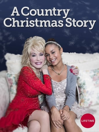 Poster of A Country Christmas Story