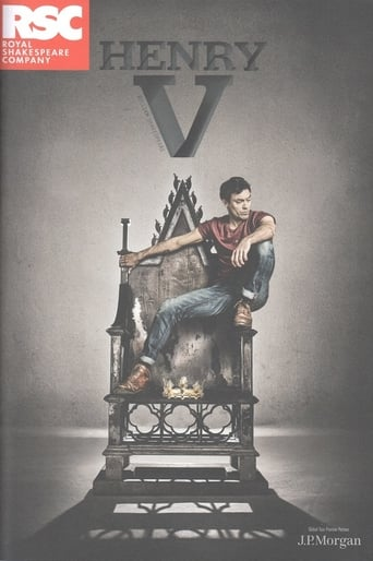 Poster of Royal Shakespeare Company - Henry V