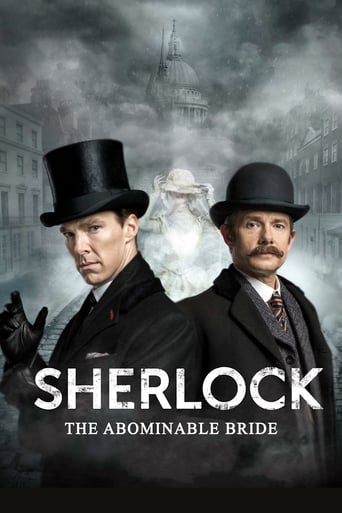 Šerlokas. Pasibjaurėtina nuotaka / Sherlock. The Abominable Bride (2016)