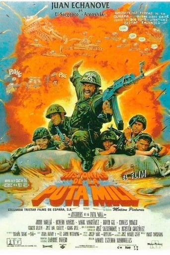 Poster of Historias de la puta mili
