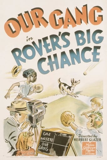 Poster of Rover's Big Chance