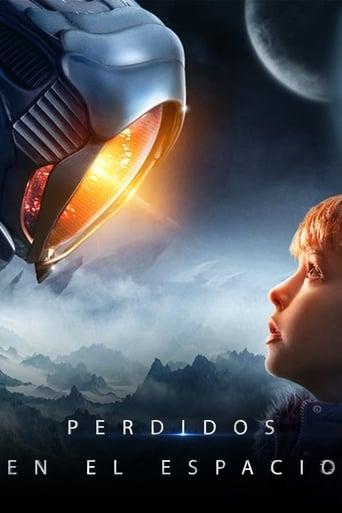 portada Lost in Space