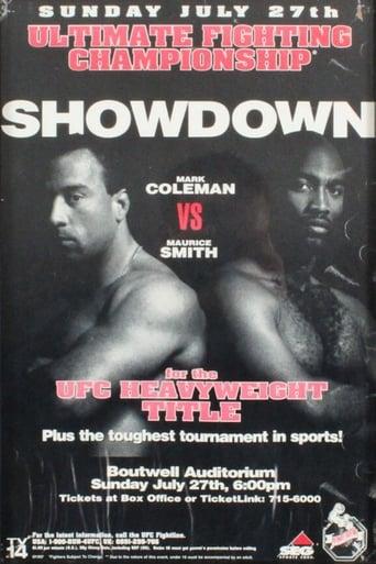 Poster of UFC 14: Showdown