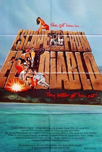Poster of Escape from El Diablo