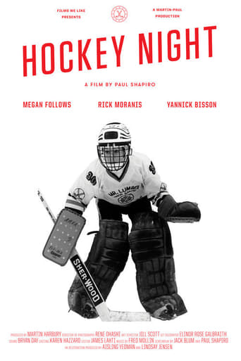 Poster of Hockey Night