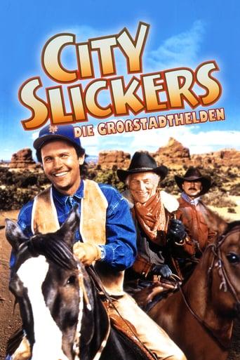 City Slickers - Die Großstadt-Helden - Komödie / 1991 / ab 12 Jahre