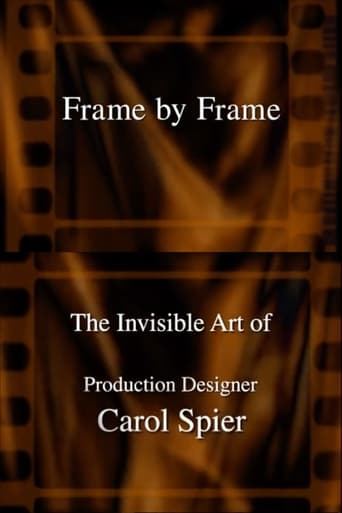 Poster of Frame by Frame: The Invisible Art of Production Designer Carol Spier