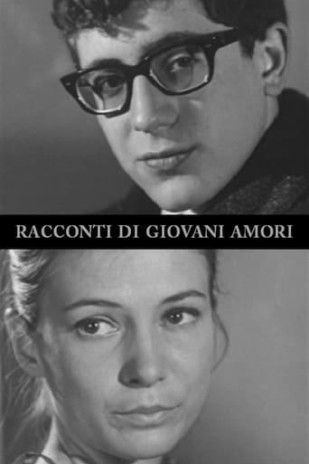 Poster of Racconti di giovani amori