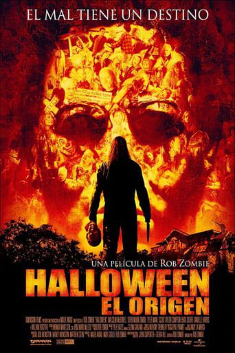 Poster of Halloween  El Origen