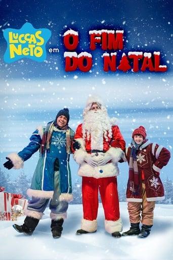 Luccas Neto em O Fim do Natal - Poster