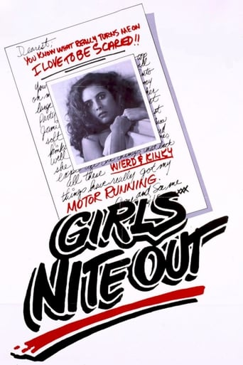 Poster of Girls Nite Out