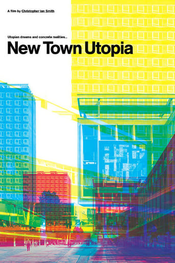 Poster of New Town Utopia