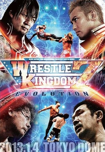 Poster of NJPW Wrestle Kingdom 7