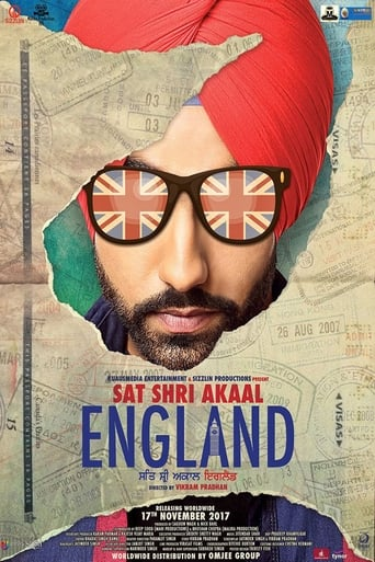 Poster of Sat Shri Akaal England