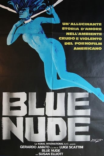 Poster of Blue Nude