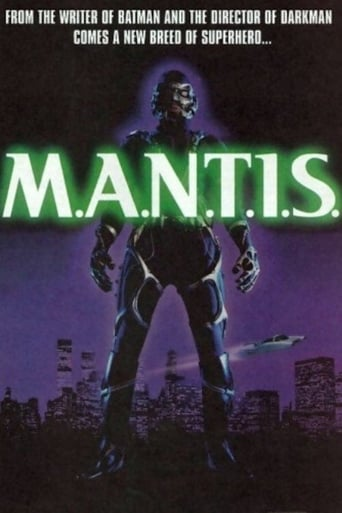 Poster of M.A.N.T.I.S.