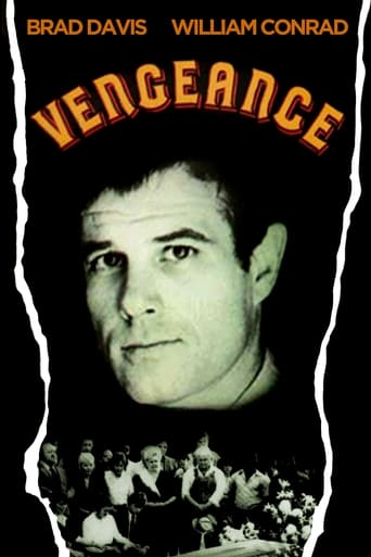 Poster of Vengeance: The Story of Tony Cimo