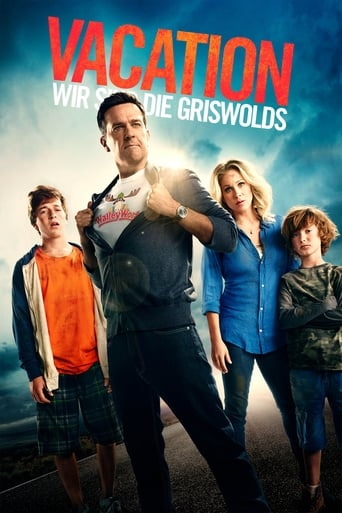 Vacation - Wir sind die Griswolds - Komödie / 2015 / ab 12 Jahre