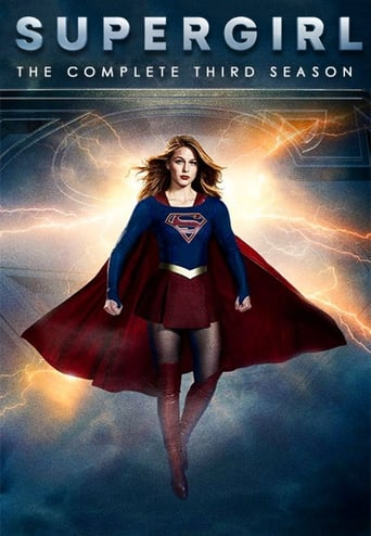 Super mergina / Supergirl (2017) 3 Sezonas