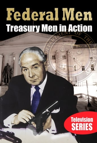 Poster of Treasury Men in Action