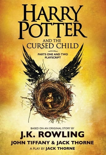 Poster of Harry Potter and the Cursed Child