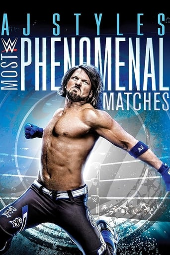 Watch WWE: AJ Styles: Most Phenomenal Matches Online Free Putlocker