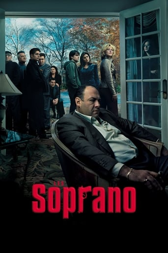 Poster of Les Soprano