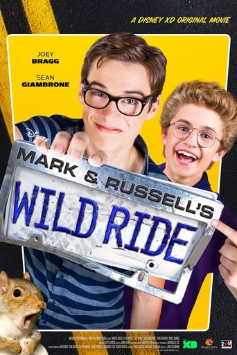 Poster of Mark & Russell's Wild Ride
