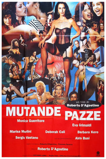 Poster of Mutande Pazze