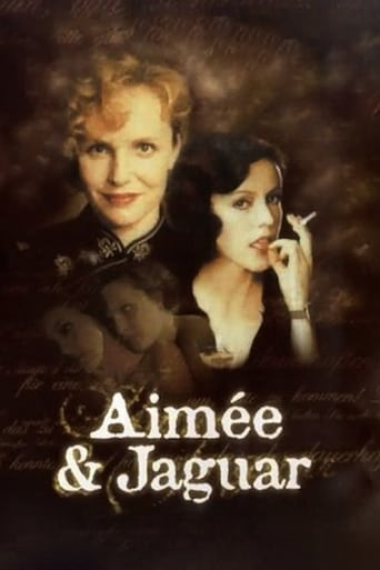 Poster of Aimee & Jaguar