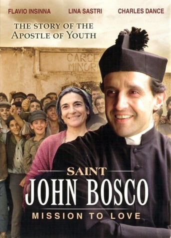 Poster of Saint John Bosco Mission to Love